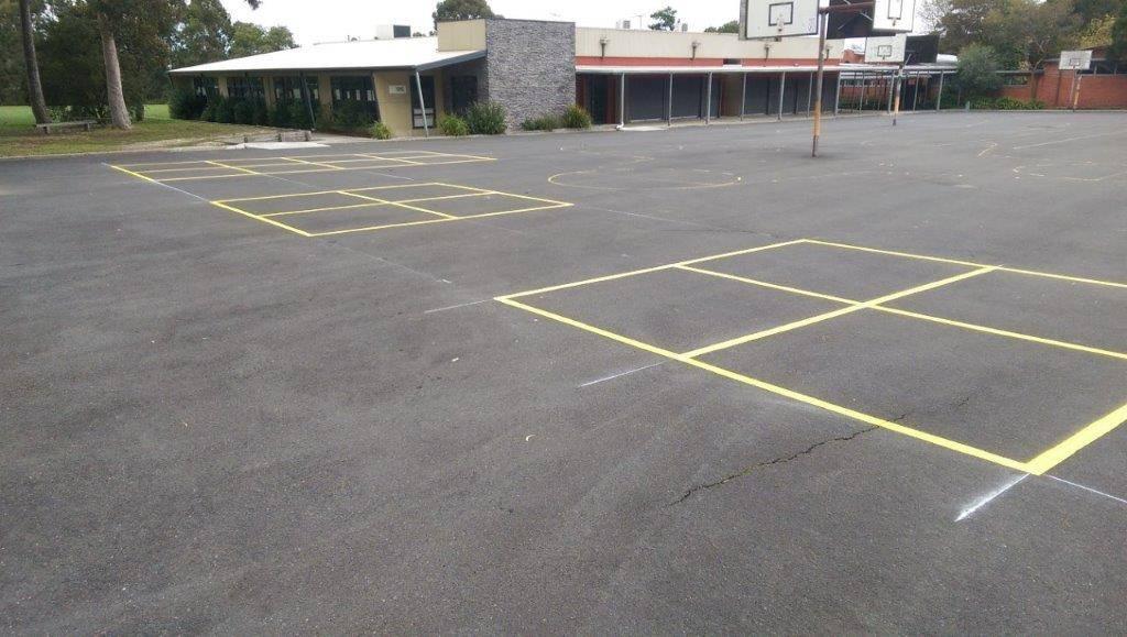 court playground