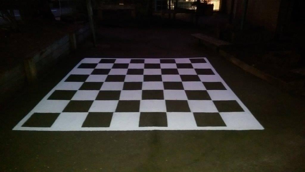 Checker Board Schools