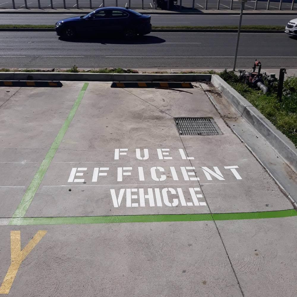 efficient fual vehicle