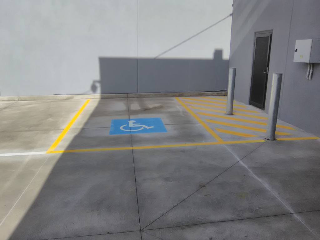 disable parking