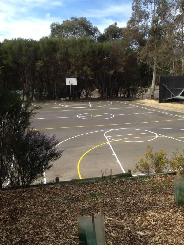 School Ground Line marking