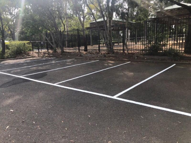 Car Parking Line